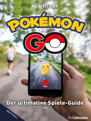cover image of Pokémon Go