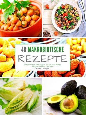 cover image of 48 Makrobiotische Rezepte