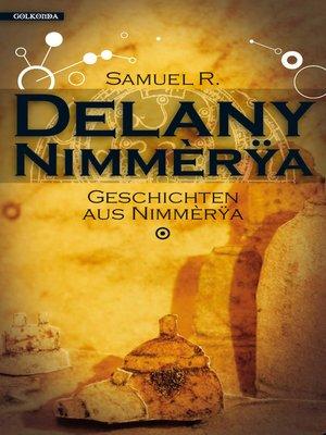 cover image of Geschichten aus Nimmèrÿa