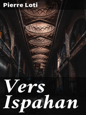 cover image of Vers Ispahan