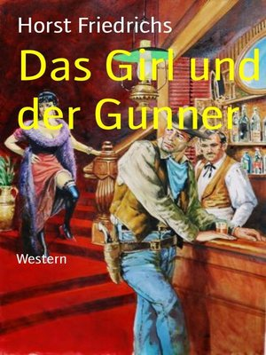 cover image of Das Girl und der Gunner