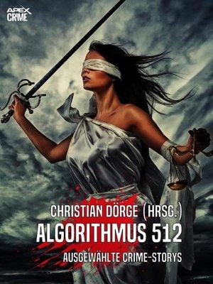cover image of ALGORITHMUS 512