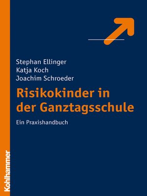 cover image of Risikokinder in der Ganztagsschule