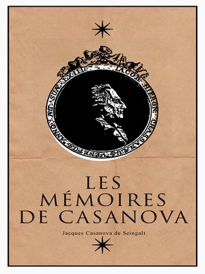 cover image of Les Mémoires de Casanova
