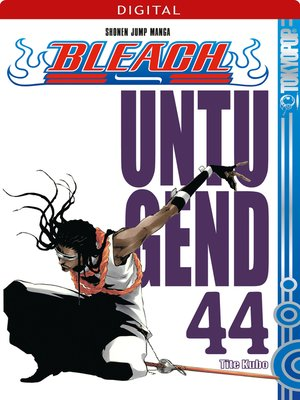 cover image of Bleach 44