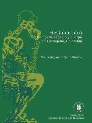 cover image of Fiesta de picó