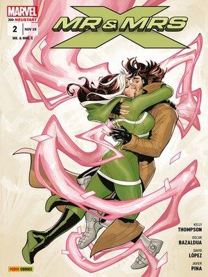 cover image of Mr. & Mrs. X 2--Gestohlene Momente