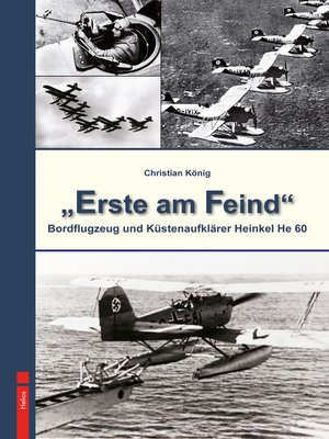 """cover image of """"Erste am Feind"""""""