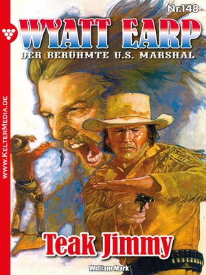 cover image of Wyatt Earp 148 – Western