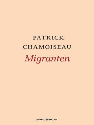 cover image of Migranten