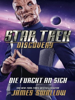 cover image of Star Trek--Discovery 3
