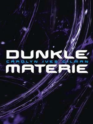 cover image of Dunkle Materie