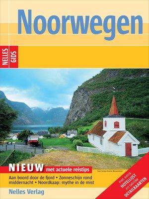 cover image of Nelles Gids Noorwegen