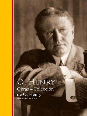 cover image of Obras Coleccion de O. Henry