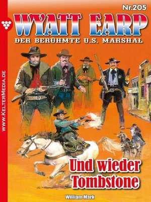 cover image of Wyatt Earp 205 – Western
