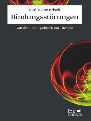 cover image of Bindungsstörungen