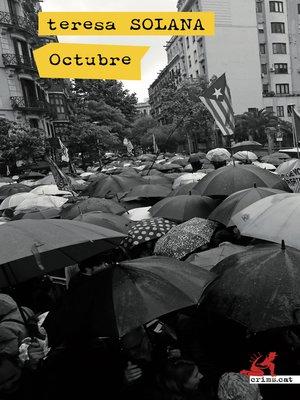 cover image of Octubre