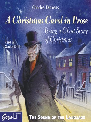 cover image of A Christmas Carol in Prose