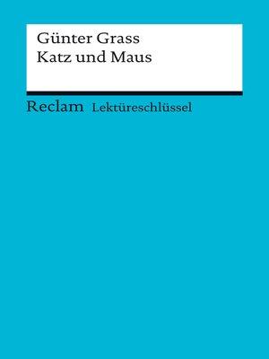 cover image of Lektüreschlüssel. Günter Grass
