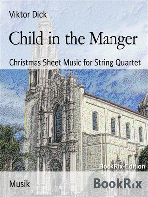 cover image of Child in the Manger