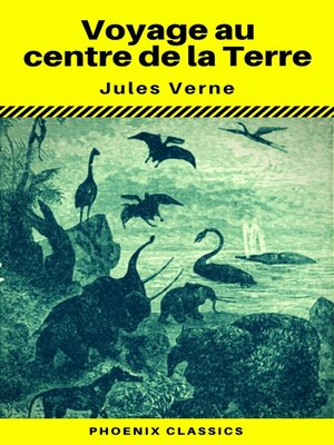 cover image of Voyage au centre de la Terre (Annoté) (Phoenix Classics)