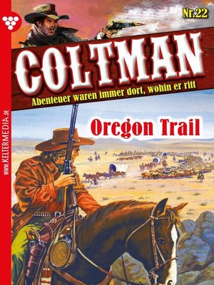 cover image of Coltman 22 – Erotik Western