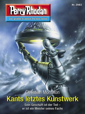 cover image of Perry Rhodan 2983