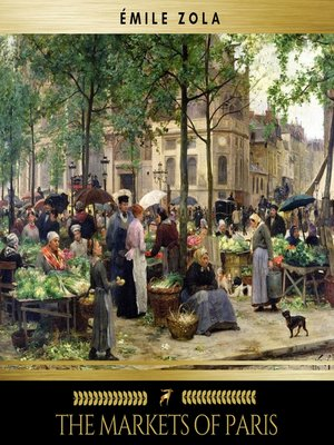 cover image of The Markets of Paris