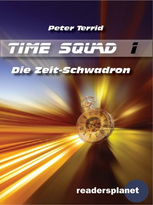 cover image of Time Squad 1