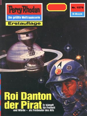 cover image of Perry Rhodan 1579