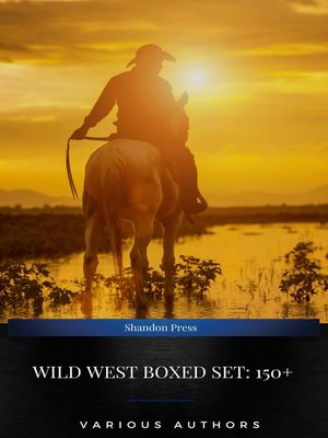 cover image of WILD WEST Boxed Set