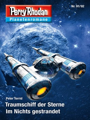 cover image of Planetenroman 91 + 92