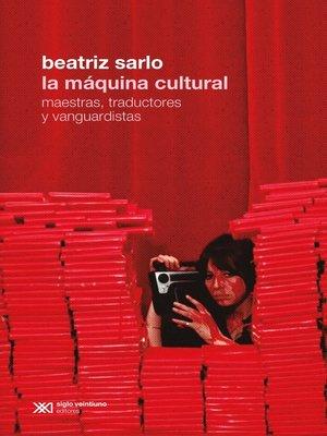 cover image of La máquina cultural