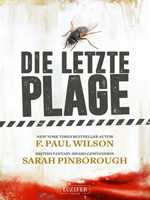 cover image of DIE LETZTE PLAGE