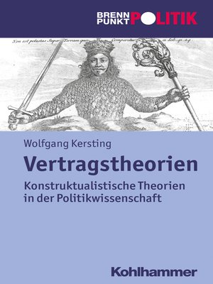 cover image of Vertragstheorien