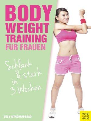 cover image of Bodyweight Training für Frauen