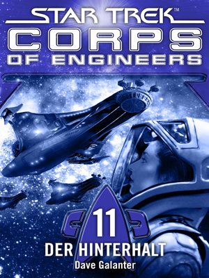cover image of Star Trek--Corps of Engineers 11