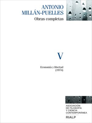 cover image of Millán-Puelles V