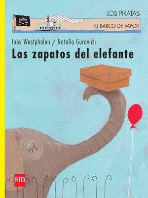 cover image of Los zapatos del elefante