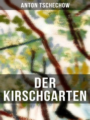 cover image of Der Kirschgarten