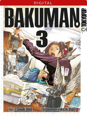 cover image of Bakuman. 03