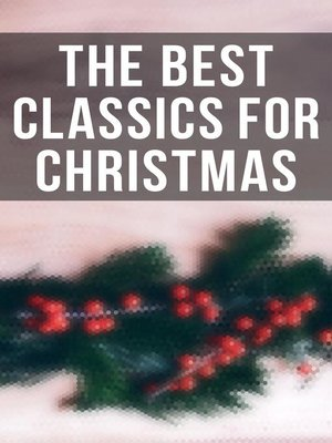 cover image of The Best Classics for Christmas