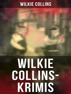 cover image of Wilkie Collins-Krimis