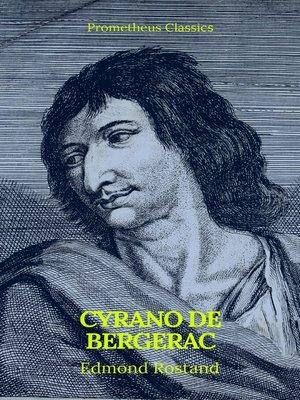 cover image of Cyrano de Bergerac (Prometheus Classics)