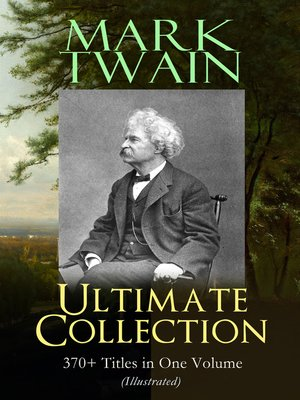 cover image of MARK TWAIN Ultimate Collection