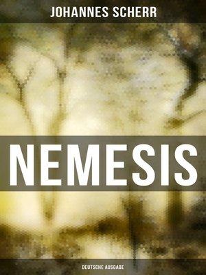 cover image of NEMESIS (Deutsche Ausgabe)