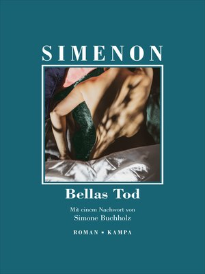 cover image of Bellas Tod