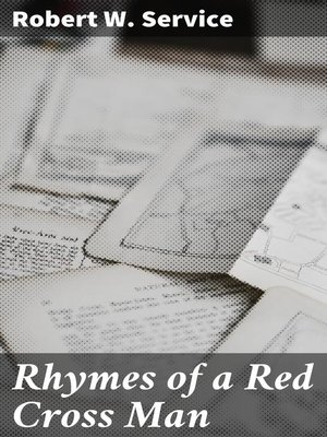cover image of Rhymes of a Red Cross Man