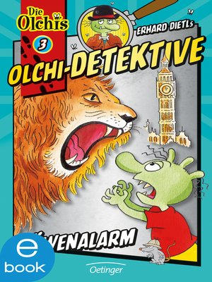 cover image of Löwenalarm