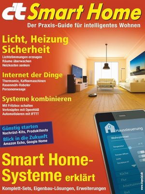 cover image of c't Smart Home (2016)